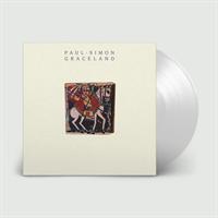 SIMON PAUL: GRACELAND-CLEAR LP