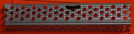 Kulmalista kipsilevylle SINK. 31 x 31 mm x 2500mm / 25 kpl