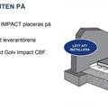 ThermoReflekt Polynum  Golv Impact 8 m2
