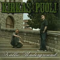 KALLIO UNDEGROUND: KIRKAS PUOLI-TRANSPARENT GREEN LP