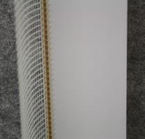 PVC-ulkokulma DuoBase, eristysvahvuus 100-160mm, 1000mm / 10 kpl