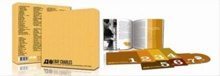 CHARLES RAY: PURE GENIUS-THE COMPLETE ATLANTIC RECORDINGS 1952-1959 7CD