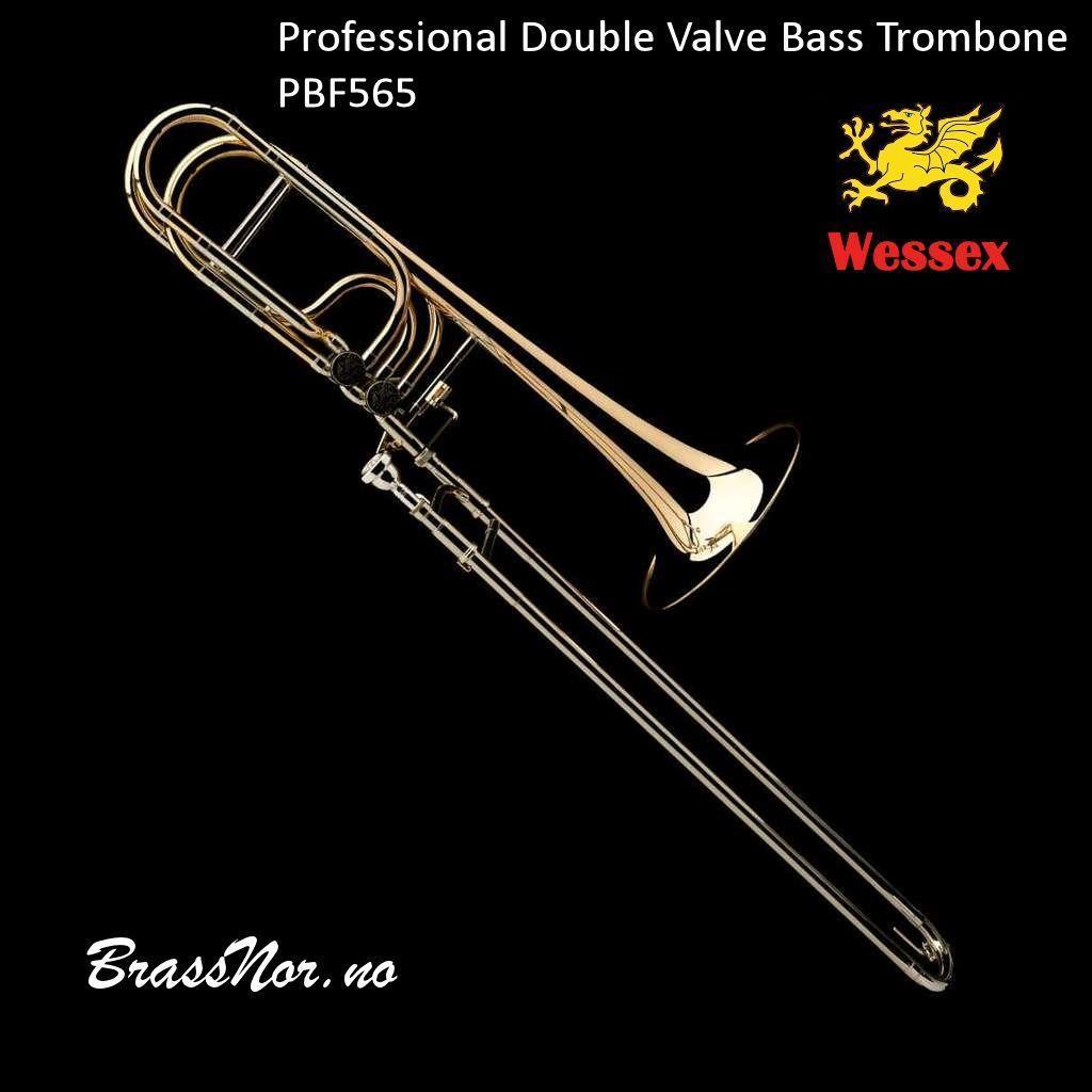 Wessex Prof Double Valve Bass Trombone – PBF565