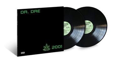 DR. DRE: CHRONIC 2001-EXPLICIT 2LP