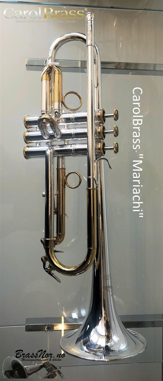 "CarolBrass ""Mariachi"" Bb trompet"