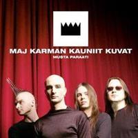 MAJ KARMAN KAUNIIT KUVAT: MUSTA PARAATI-EP