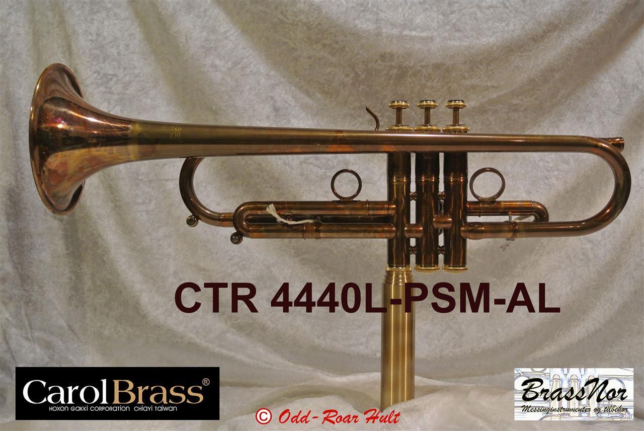 Bb trompet CTR-4440-PSM-AL
