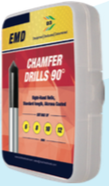 SET BOX CHAMFER DRILL 90°
