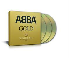 ABBA: GOLD-40TH ANNIVERSARY EDITION 3CD