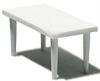 Bord hvit rektangulære 1:50  80 x 160 cm (10)
