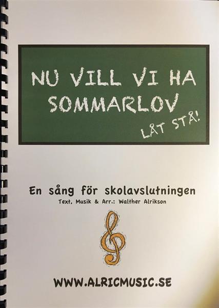 NU VILL VI HA SOMMARLOV