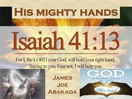 HIS MIGHTY HAND