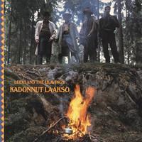 LEEVI AND THE LEAVINGS: KADONNUT LAAKSO LP COLOR