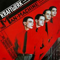 KRAFTWERK: THE MAN MACHINE LP