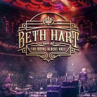 HART BETH: LIVE THE ROYAL ALBERT HALL-LIMITED RED 3LP