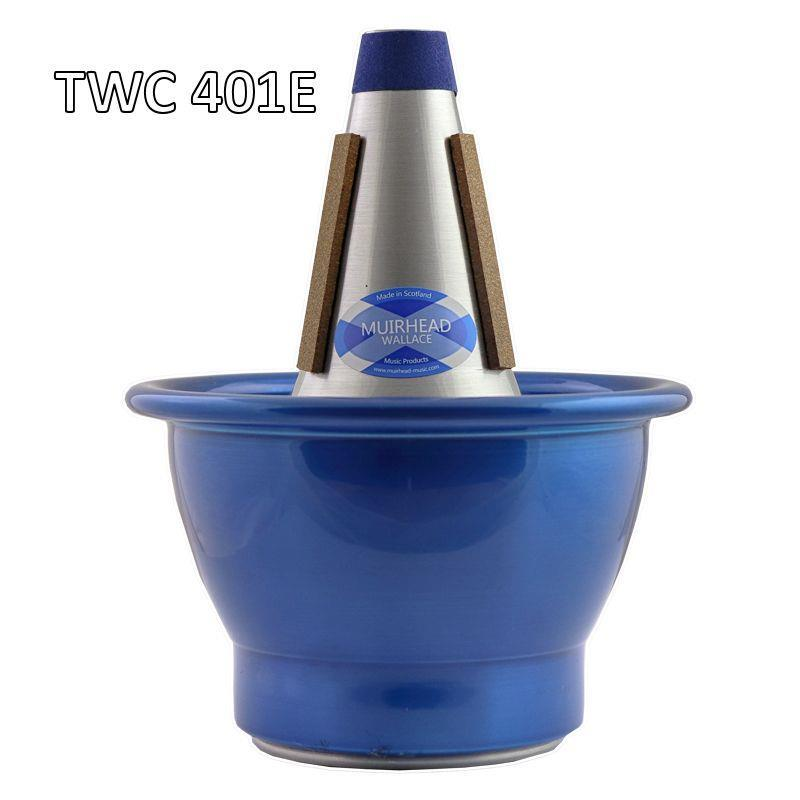 Wallace Mute 401E Cup Eb Cornet/Trumpet