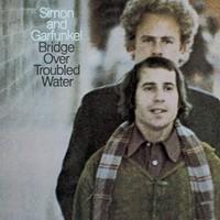 SIMON & GARFUNKEL: BRIDGE OVER TROUBLED WATER LP