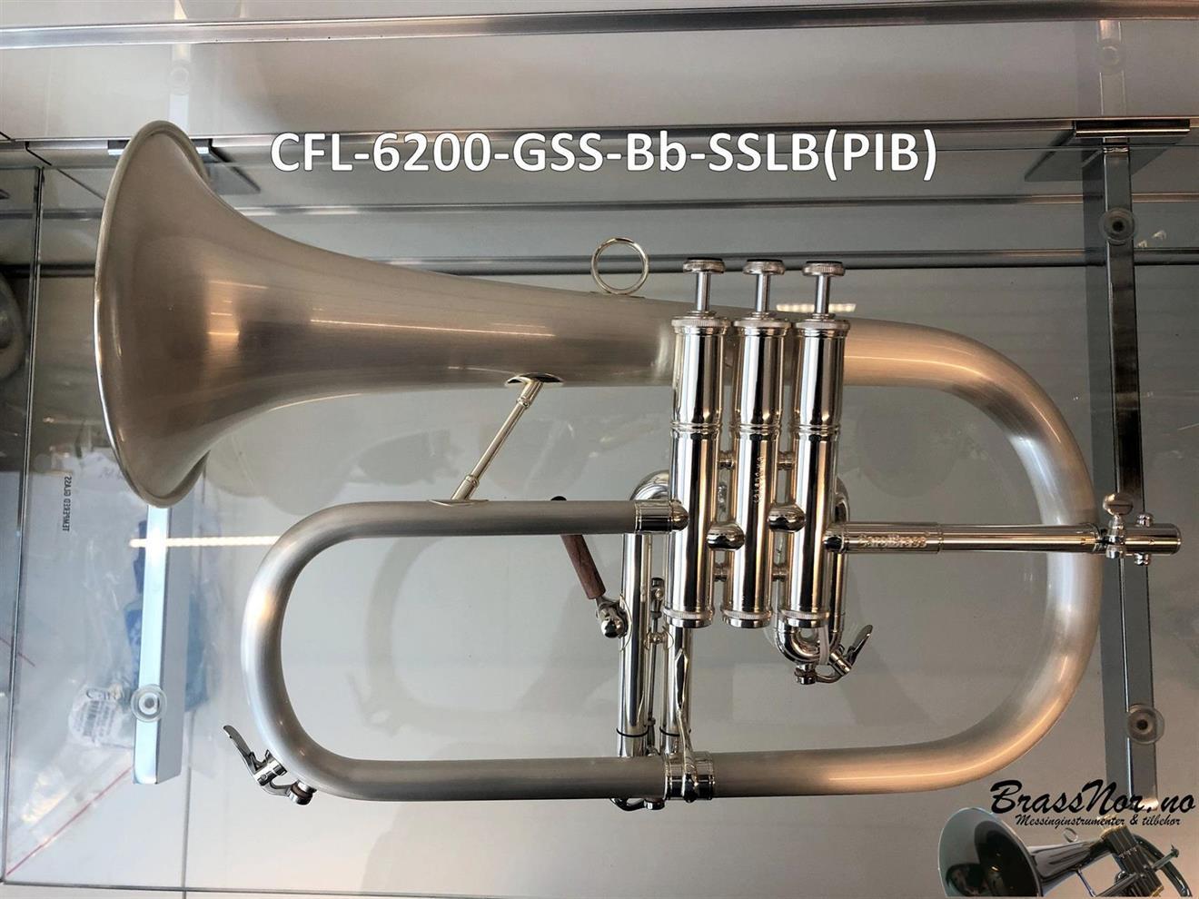 Bb flugel CFL-6200-GSS-Bb-SSLB(PIB)