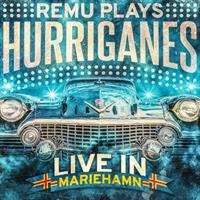 REMU PLAYS HURRIGANES: LIVE IN MARIEHAMN Ä93-RED/YELLOW COLOURED 2LP
