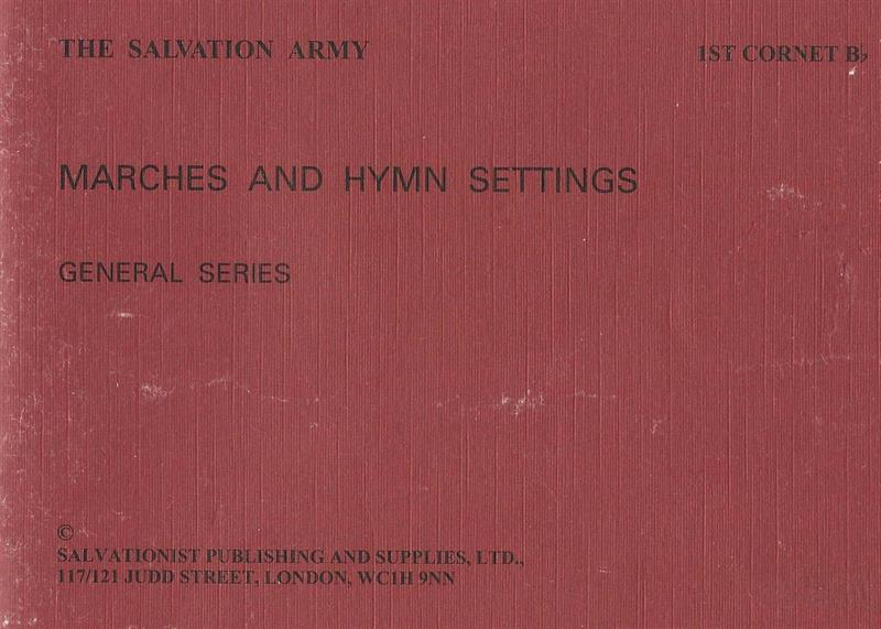 MARCHES AND HYMN SETTINGS - RED BOOK - PARTS