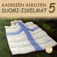 KAIKKIEN AIKOJEN SUOMI-ISKELMÄT 5 3CD