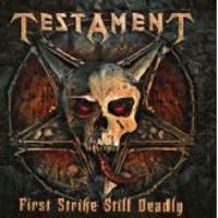 TESTAMENT: FIRST STRIKE STILL DEADLY LP+7
