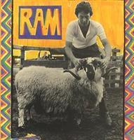 MCCARTNEY PAUL AND LINDA: RAM