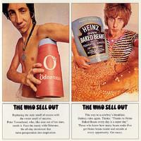 WHO: THE WHO SELL OUT LP