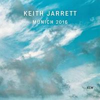 JARRETT KEITH: MUNICH 2016 2CD (FG)