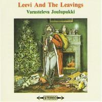 LEEVI AND THE LEAVINGS: VARASTELEVA JOULUPUKKI LP