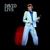 BOWIE DAVID: DAVID LIVE 2CD