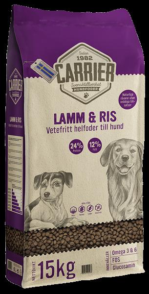 Carrier Lam & Ris 15 kg