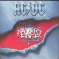 AC/DC: THE RAZORS EDGE LP