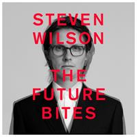 WILSON STEVEN: THE FUTURE BITES-BLACK LP