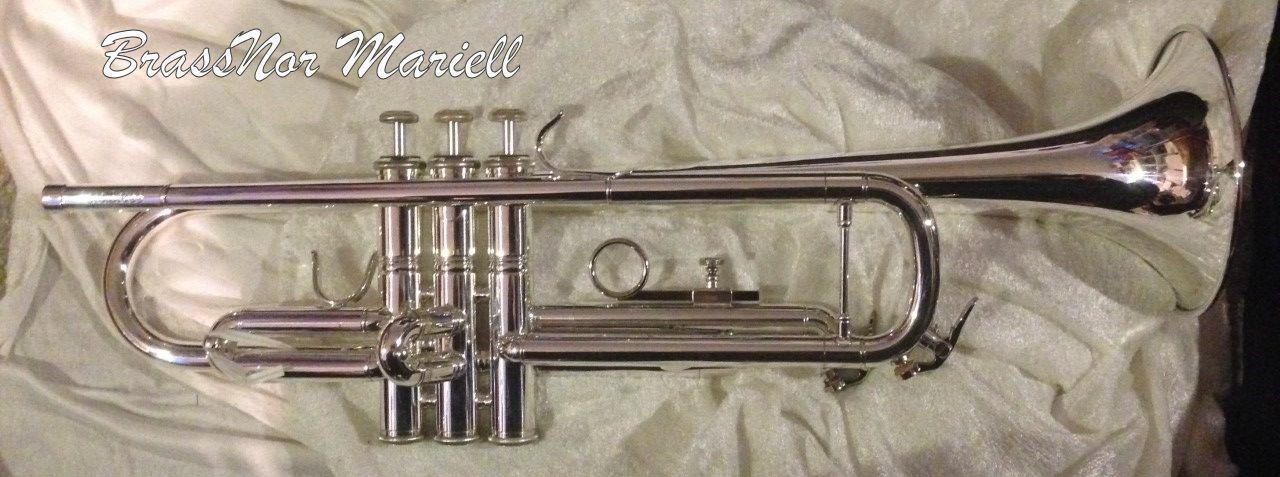 BrassNor Mariell Bb trompet