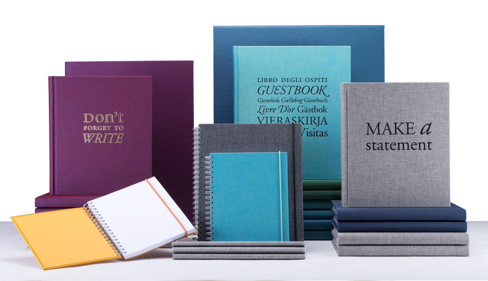Notatbøker Produktgruppe