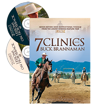 DVD Brannaman 7 Clinics part 2