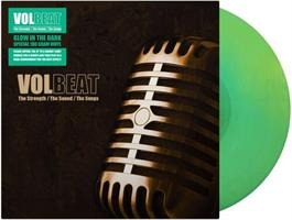 VOLBEAT: THE STRENGTH/THE SOUND/THE SONGS: LTD. EDITION GLOW IN THE DARK LP