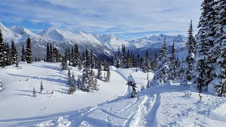 Whistler-Blackcomb, British Columbia, Kanada