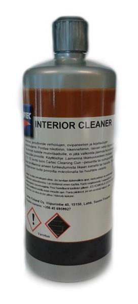 Interior Cleaner 1 l - Sisäpesu