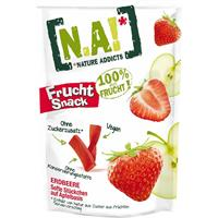 N.A! Nature Addicts Frucht Snack Erdbeere 35g