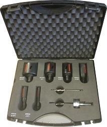 Hålsågskit MXqs - Industri - Bi-metal EasyXcut M3
