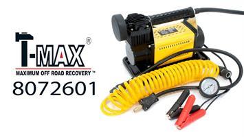 T-max kompressor 12v 72 L/m