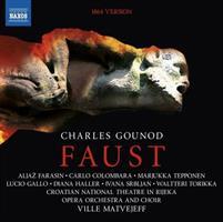 GOUNOD CHARLES/TORIKKA/FARASIN: FAUST 3CD (FG)