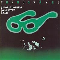 J. KARJALAINEN & MUSTAT LASIT: TUNNUSSÄVEL-KÄYTETTY LP