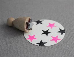 Stempel Small Stjerne