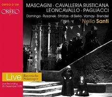 MASCAGNI: CAVALLERIA RUSTICANA 2CD (FG)