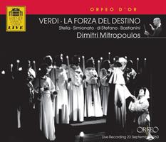 VERDI: LA FORZA DEL DESTINO 2CD (FG)