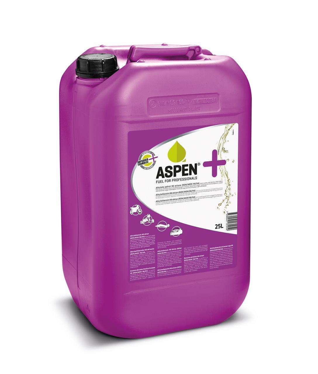 Aspen+ 25L