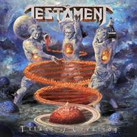 TESTAMENT: TITANS OF CREATION-GATEFOLD 2LP